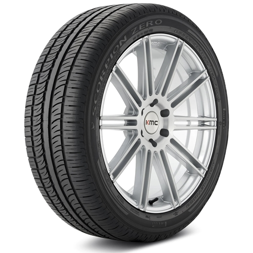 Pneu Pirelli Scorpion Zero Asimmetrico 255/45 R20 105v