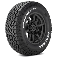 Pneu General Tire Grabber Atx 275/70 R18 125/122r